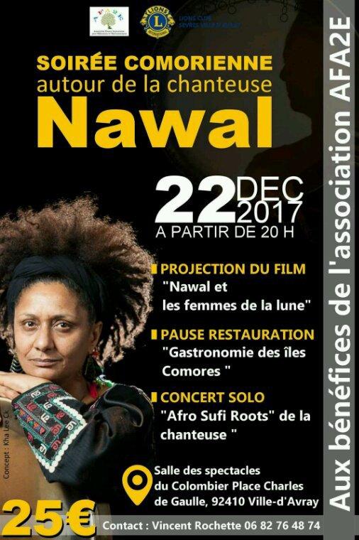 Nawal le 22 décembre 2017 à Ville-d'Avray