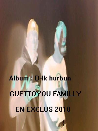 projet d un album :