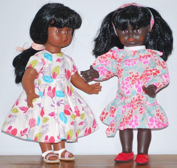 Recensement (1). EMILIE : les demoiselles de couleur