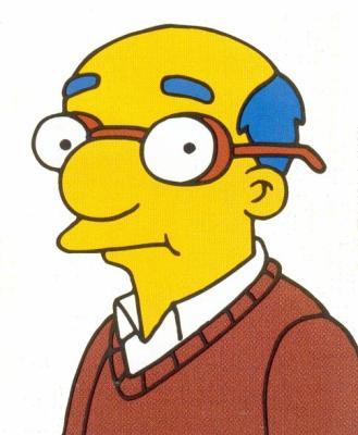Le p re de milhouse les simpson - Bart et milhouse ...