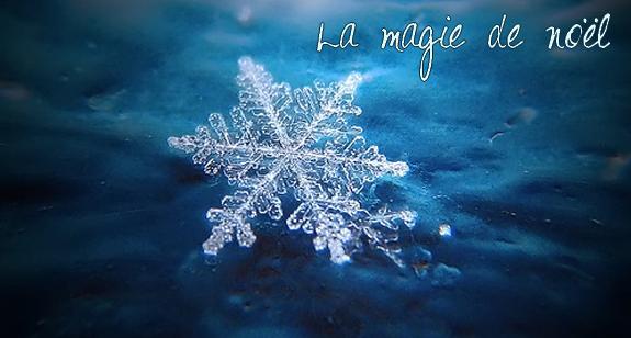La magie de Noël.      - Partie I -