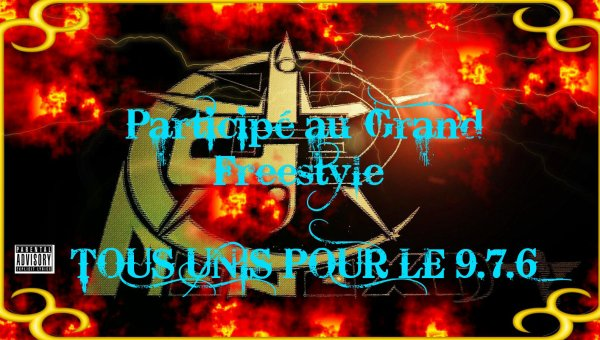 Proget Grand Freestyle TOUS UNIS POUR LE 976