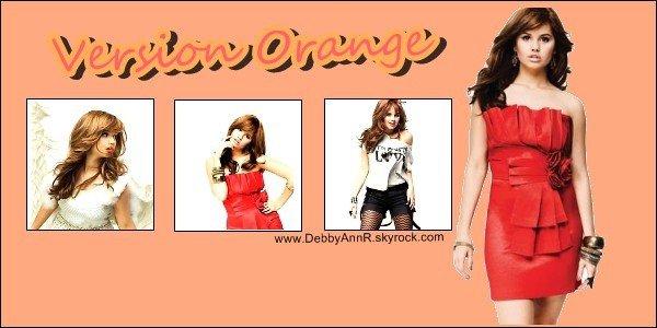 Version Orange !