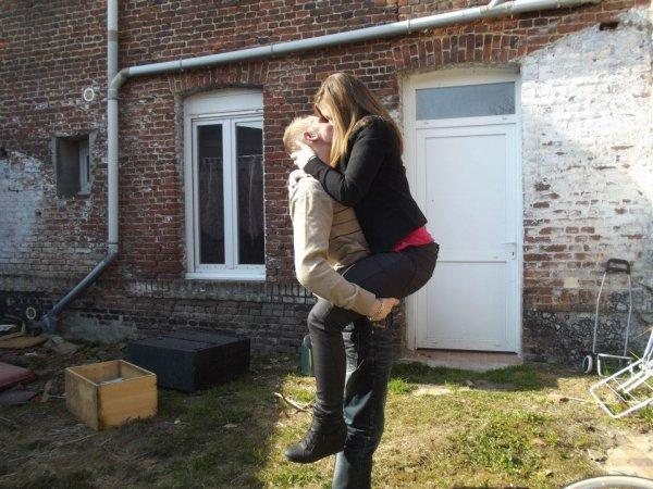 « 28 Octobre 2012 ; enfin heureuse..♥ »