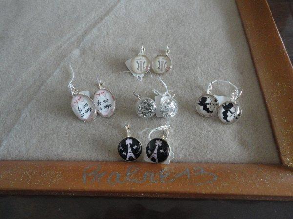 une dernière série de bijoux fantaisis...
