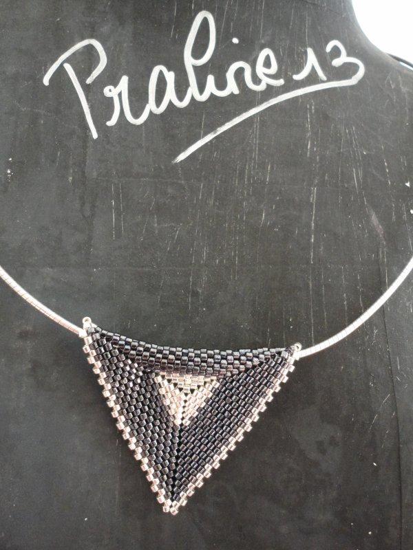 un dernier triangle en peyote