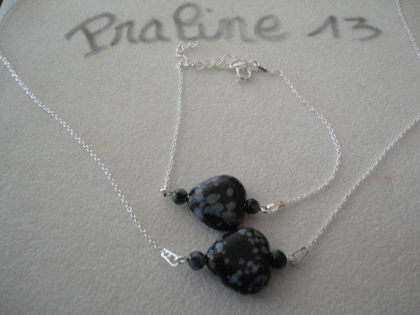Des petits montages tout simple...de bijoux en argent925ème