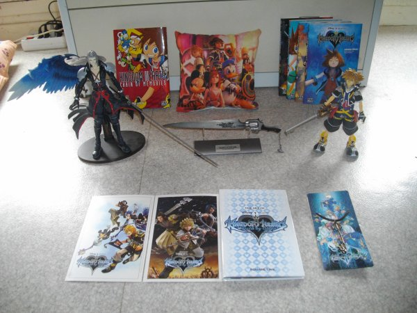 Voilà ma petite collection, qui est loin d'être fini !