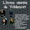 L'arme secrète de Voldemort