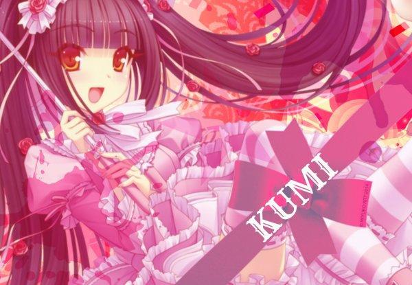 Mon nouveau blog spécialement pour mes dessins ~ xKumi