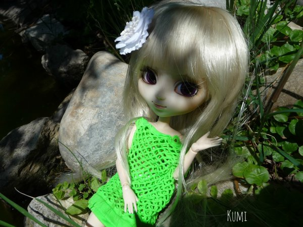 Séance photo de Fûka Naritaki ~ Un printemps vert, vert 2