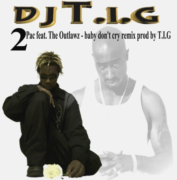 DEPART NIVEAU II / 2Pac feat. The Outlawz - baby don't cry remix prod by DJ T.I.G (2012)