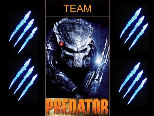 bienvenue dans le blog de la team PREDATOR !!!!!!!!!!!!
