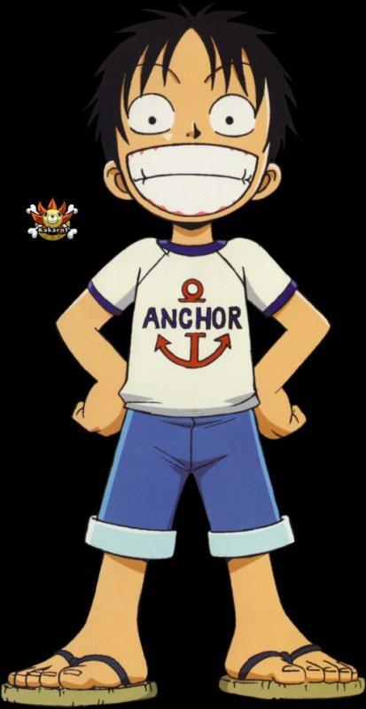 Revoila notre cher Luffy^^