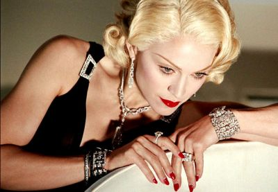 Madonna 5eme Star la mieux payée en 2008 $)