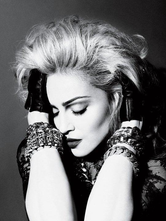 Madonna by Steven Klein  $)