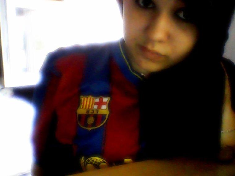 Barcelona, jamais à genoux, toujours debout ! ♥