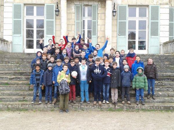 Les Petits Chanteurs à la Croix de Bois à la Manécanterie
