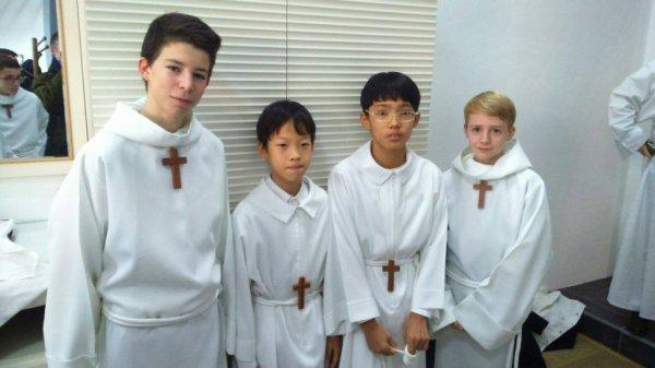 Les Petits Chanteurs à la Croix de Bois - Corée du sud  2015