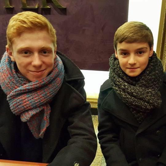 Les Petits Chanteurs à la Croix de Bois - Maxime et Edgard