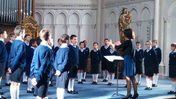 Les Petits Chanteurs à la Croix de Bois - Marcq-en-Baroeul - Tournée janvier 2016