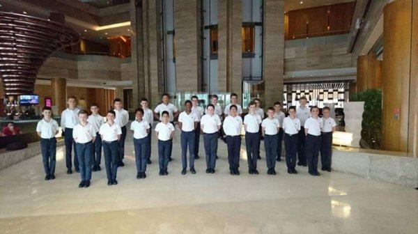 Les Petits Chanteurs à la Croix de Bois -  Tournée Chine / Taïwan Mai-Juin 2016   Suite de la première semaine de la tournée.