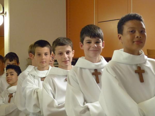 Les Petits Chanteurs à la Croix de Bois - La tournée Suisse s'est merveilleusement bien passée