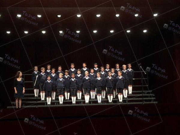 Les Petits Chanteurs à la Croix de Bois -  11/19 PCB à changsha