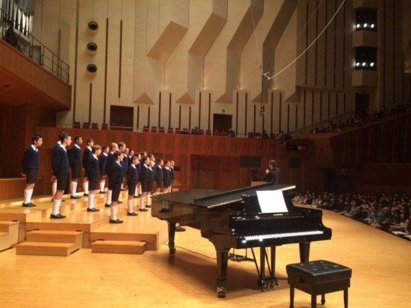 Les petits Chanteurs à La croix de Bois - Concert au Japon le 20 décembre  2016