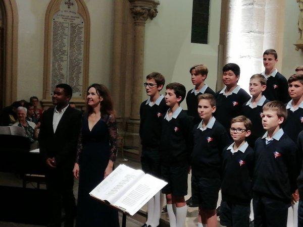Les Petits Chanteurs à la Croix de Bois - Concert à Roanne samedi 29 septembre 2018