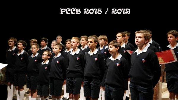 Les Petits Chanteurs à la Croix de Bois   2018-2019