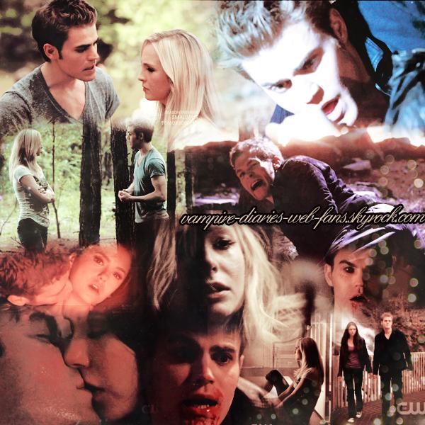 Regarde La série Vampire Diaries en français !