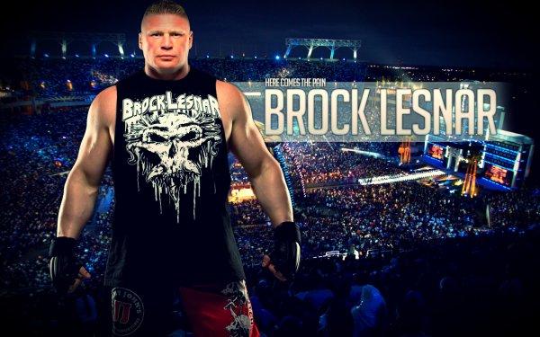 Brock Lesnar <3