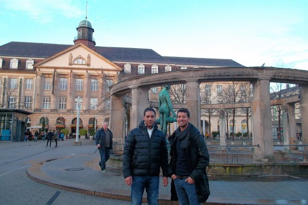 toujours  en  allemand  a  karlsruhe