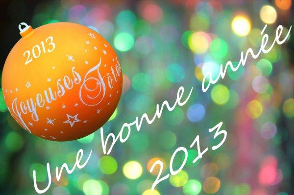 Bonne année les gens