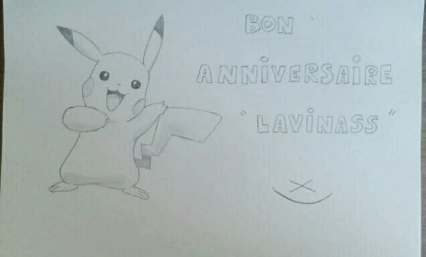 Anniv Lavinass :P