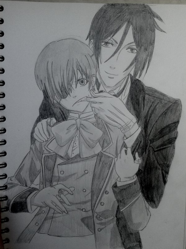 Ciel&Sebastian ♥
