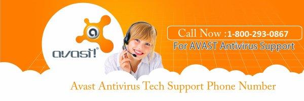Best customer support for Avast antivirus problems