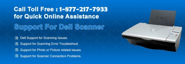 Advance Tech Support for Dell scanner Errors