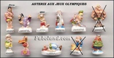 => Astérix aux Jeux Olympiques - 2002 <=