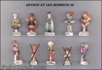 => Arthur et les Minimoys III - 2010 <=