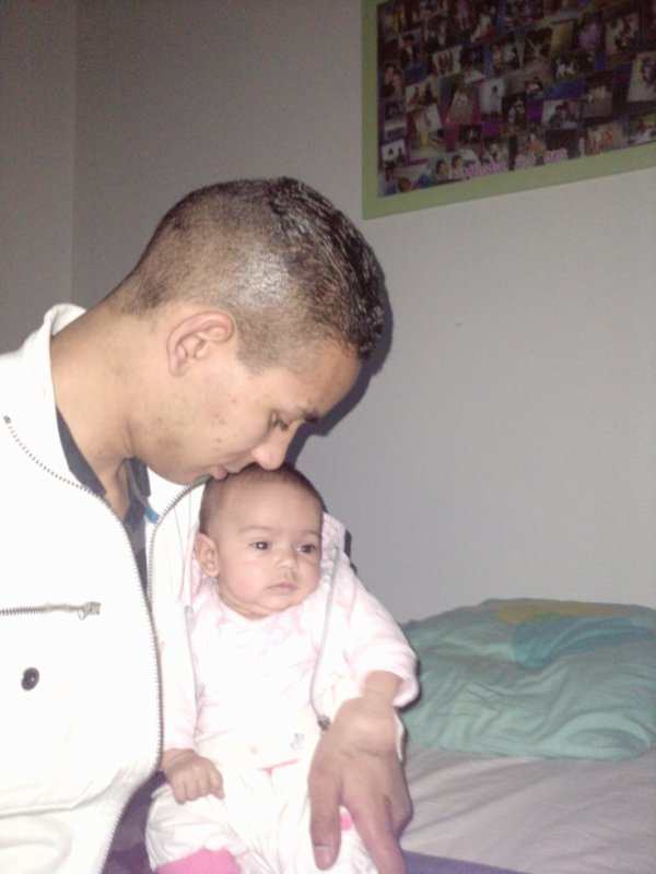 moi et ma fille je t aime