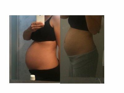 début 6 mois comparé début 7 eme mois