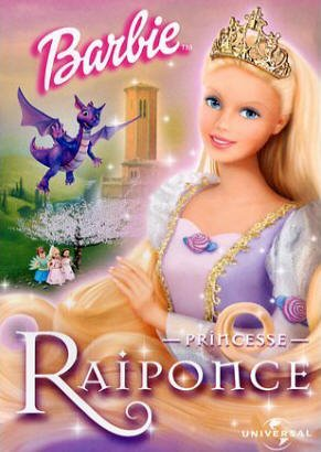 barbie raiponce