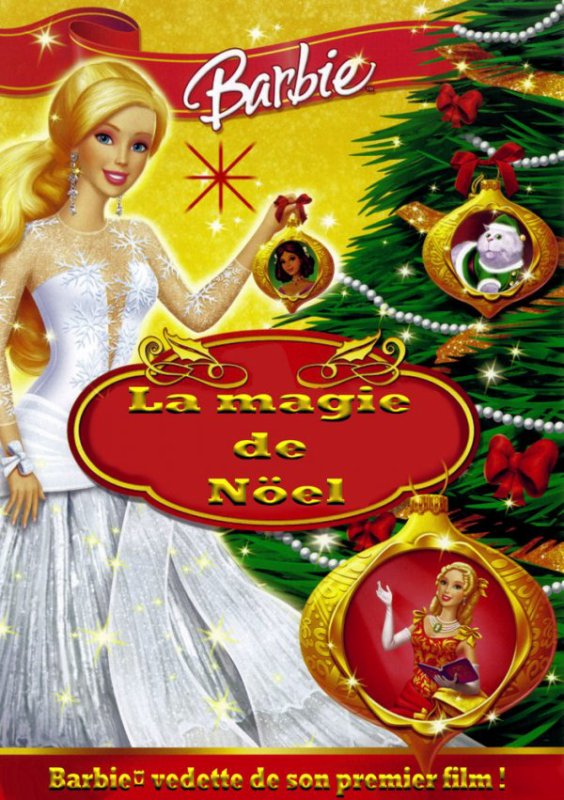 barbie joyeux noel