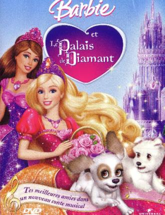 barbie et le palait de diamant