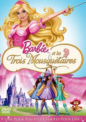 barbie et les 3 mousquetaire
