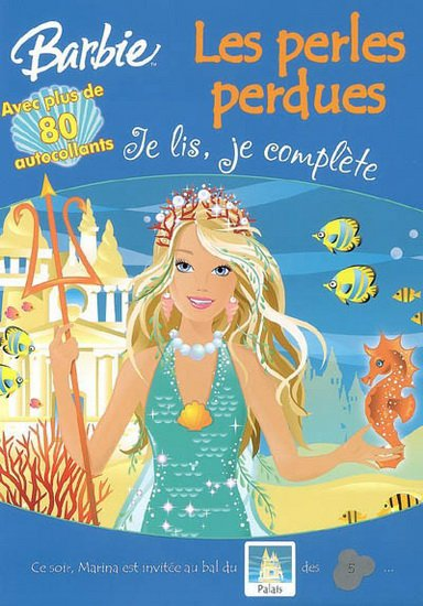 barbie et le secret des perles