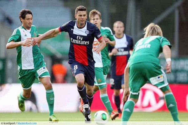PSG : Matuidi, prolongation (très) imminente...Thiago Motta et Douchez aussi