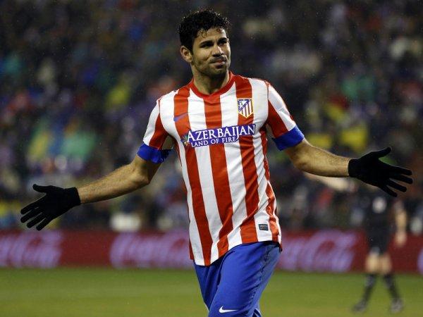 PSG : Diego Costa (Atletico Madrid) dans le viseur ???